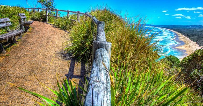 Byron Bay | © Leafypages/Flickr