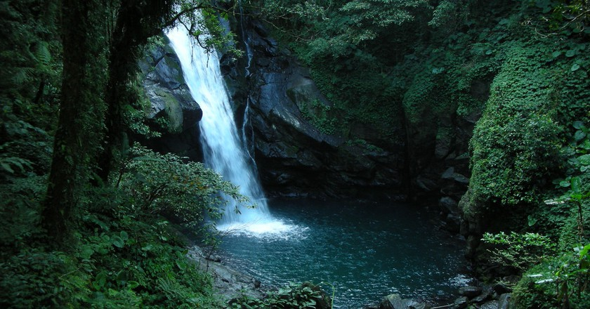 Neidong Waterfall | © Li-Ji / Flickr