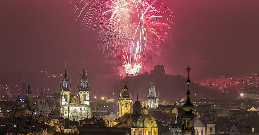 Summer is a time of festivals in Prague  © Jan Fidler/Flickr