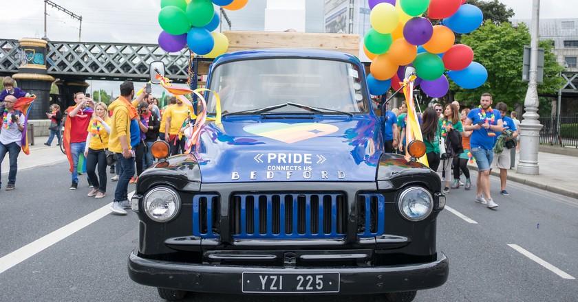 Dublin Pride Parade 2016 | © Giuseppe Milo / Flickr