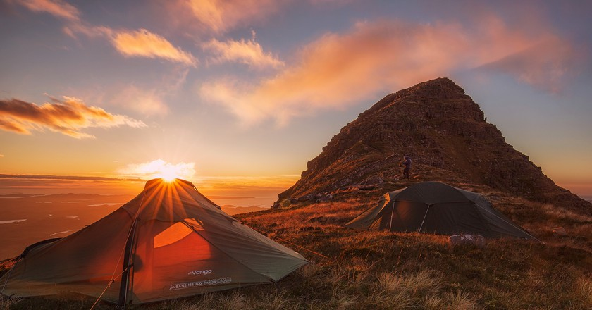 Suilven Wild Camp | © John McSporran/Flickr