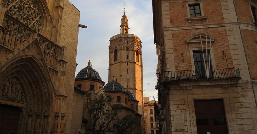 El Miguelete, Valencia. Photo: Flickr