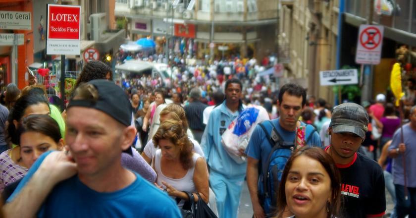 Rua 25 de Março, São Paulo | © Otávio Nogueira / Flickr