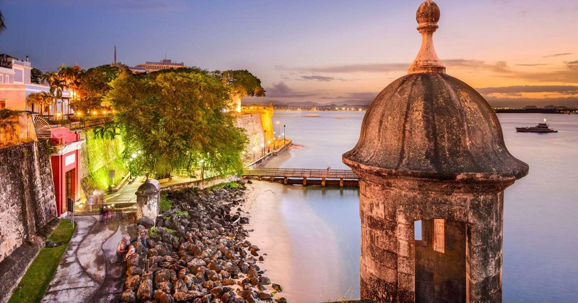 San Juan, Puerto Rico   © quiquefepe/Flickr