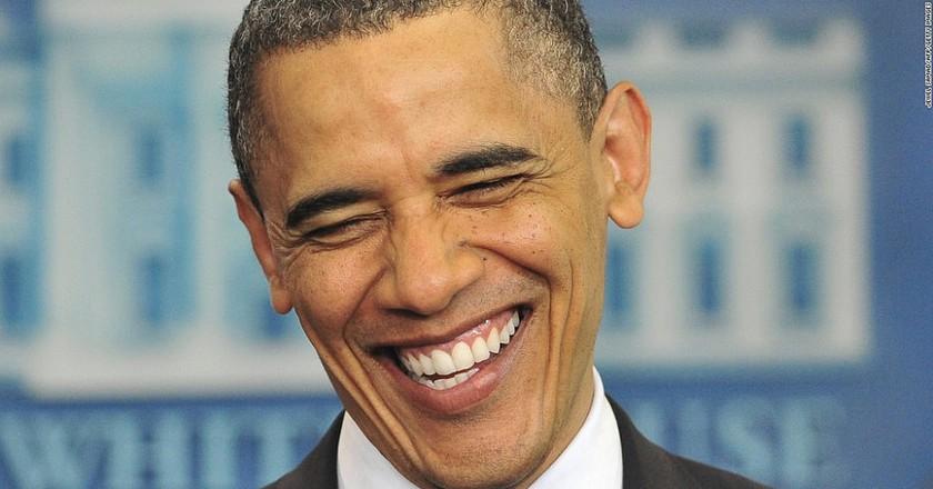 Barack Obama  © Hagmann Report