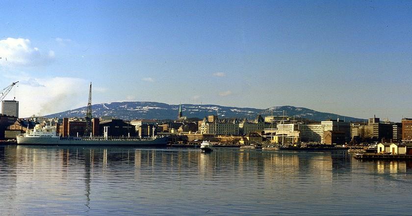 Oslo Skyline © George Brown / Flickr