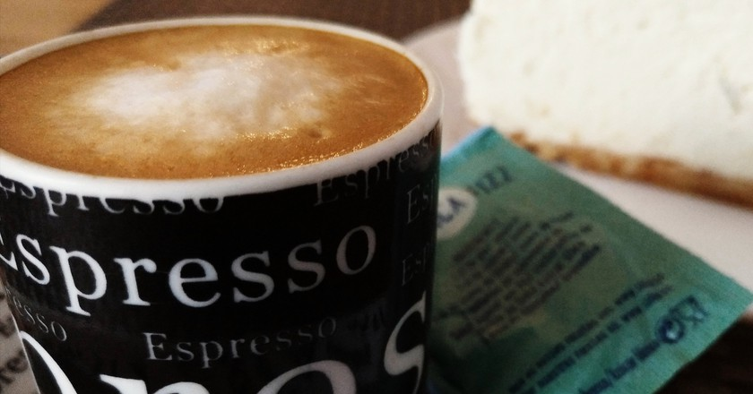 Coffee at PAP, Salamanca, Spain. Photo: Flickr