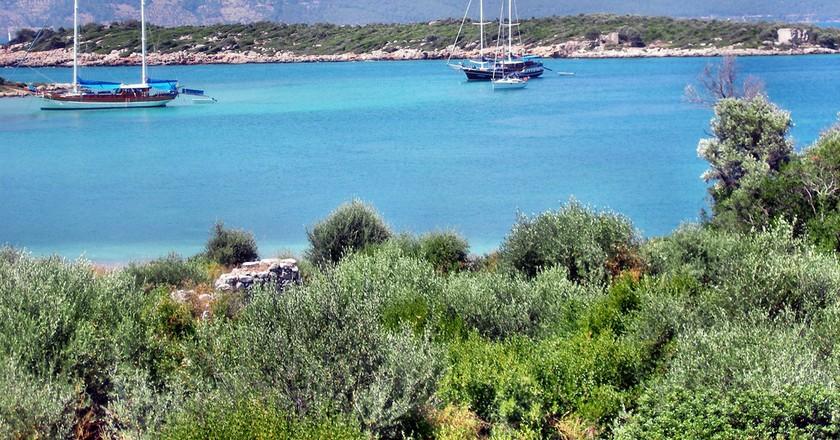 Sedir Island   © Yilmaz Oevuenc / Flickr