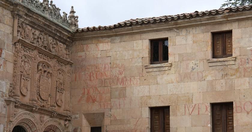 Salamanca University   © Mario Sánchez Prada / Flickr