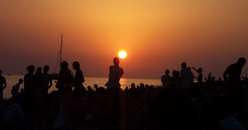 Ibiza sunset | © Steven Straiton/Flickr