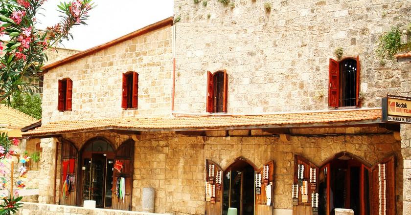 Stores, Old Souk Jbeil   © Nabiha Hajaig / Flickr