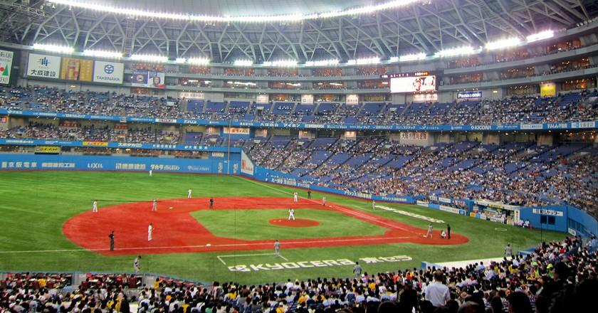 Ōsaka - Kyocera Osaka Dome   © Wally Gobetz / Flickr