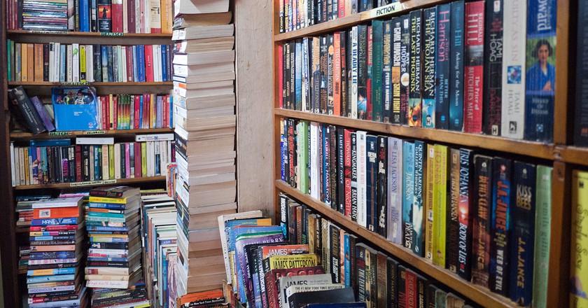 Bookstores in Jakarta   © Seika/Flickr