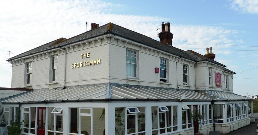 The Sportsman Pub | © Ewan Munro/Flickr