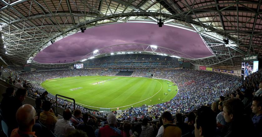Cricket Stadium | © Elver/Flickr
