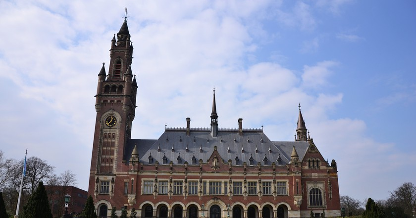 The Peace Palace | © Sammy Six / Flickr