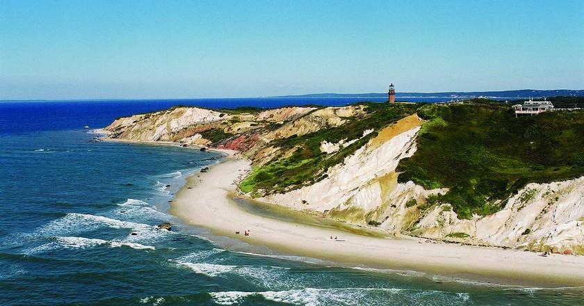 Aquinnah Cliffs | © Massachusetts Office of Travel & Tourism / Flickr