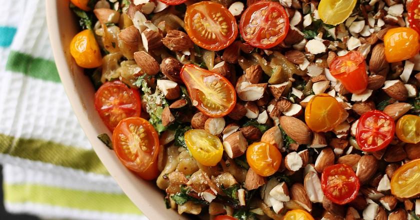 Creative vegetarian cooking. Photo ©Flickr/Notahipster