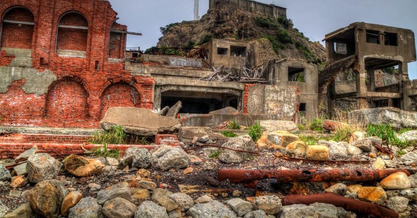 Nagasaki Hashima Island (端島) Gunkajima Tour | © Ronald Woan / Flickr