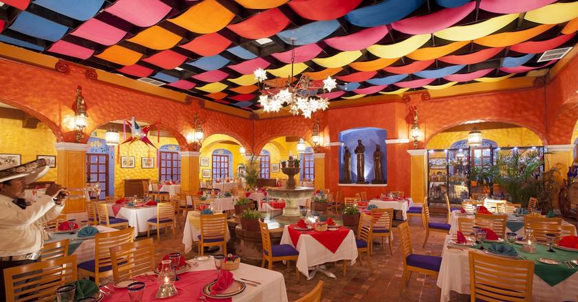 Mexican restaurant / Krystal Hotels / Flickr