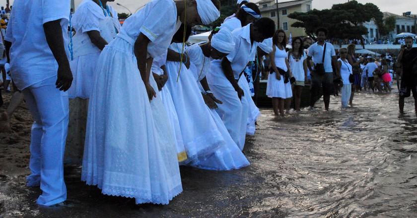 Iemanjá festival   © Clarissa Pacheco/Flickr