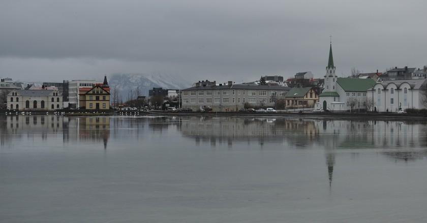 Iceland-Reykjavik-Tjornin   © Harshil Shah/Flickr