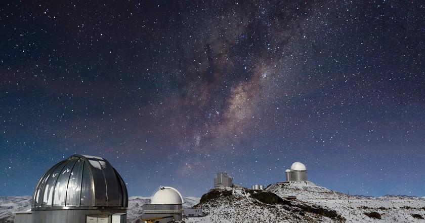Stargazing in San Pedro de Atacama | © European Southern Observatory/Wikipedia