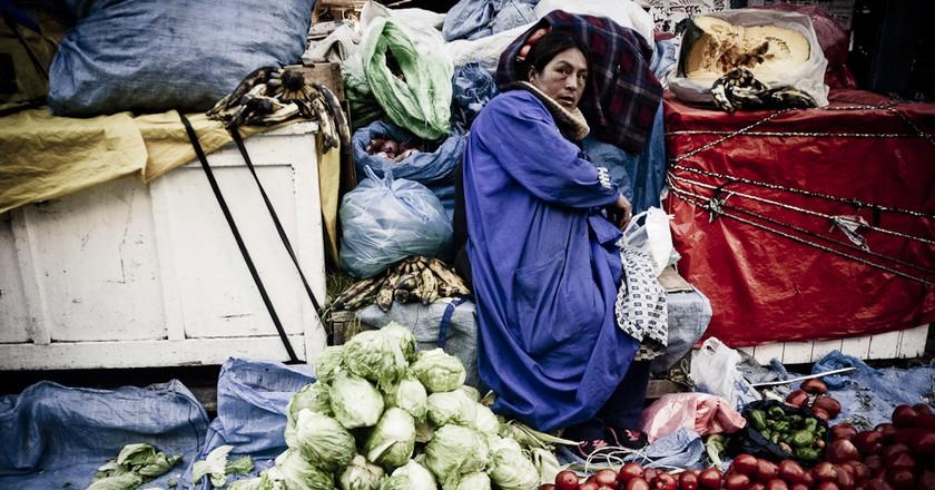 El Alto Market | © Cultura de Red/Flickr