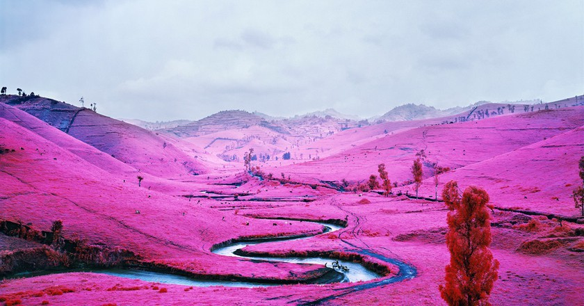 Richard Mosse, 'Platon North Kivu, D.R. Congo', 2012 | © Richard Mosse. Courtesy of the artist, Jack Shainman Gallery, New York and carlier|gebauer, Berlin