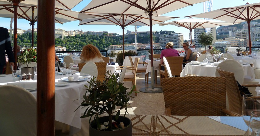 Monaco Terrace Views