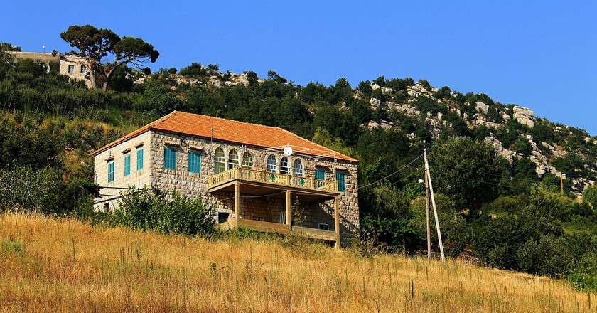 House in Lebanese countryside | ©rabiem22 / Flickr