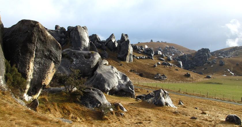 Castle Hill, New Zealand | © Stefanos Nikologlanis/Flickr