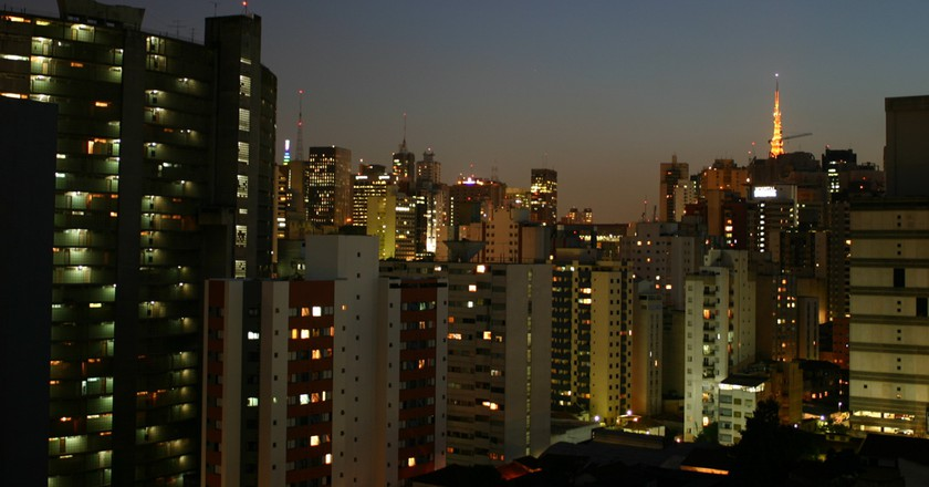 São Paulo Skyline ! Thomas Hobbs / Flickr