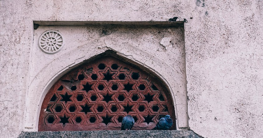Doorway in Amman | ©Pexels / Pixabay