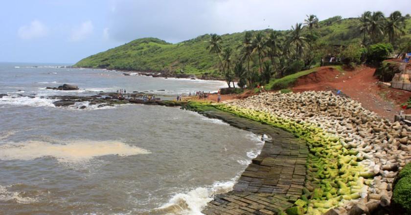 Anjuna Beach Goa © Joel's Goa Pics / Flickr