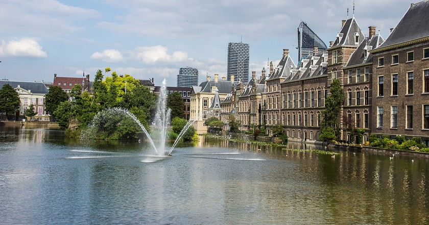 The Binnenhof in the Hague | © pixabay
