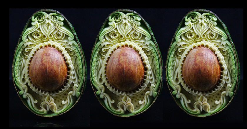 Avocados   Courtesy of Daniele Barresi