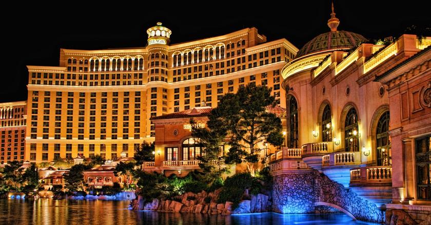 Bellagio Casino and Hotel in Las Vegas