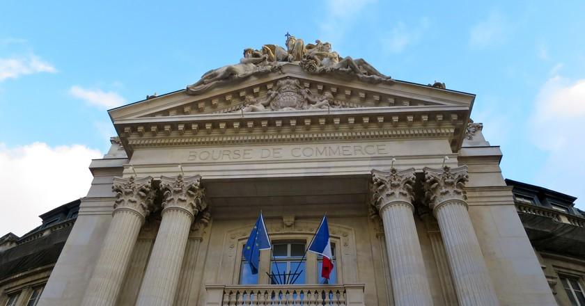 Bourse de Commerce │© Ab2804 / Wikimedia Commons