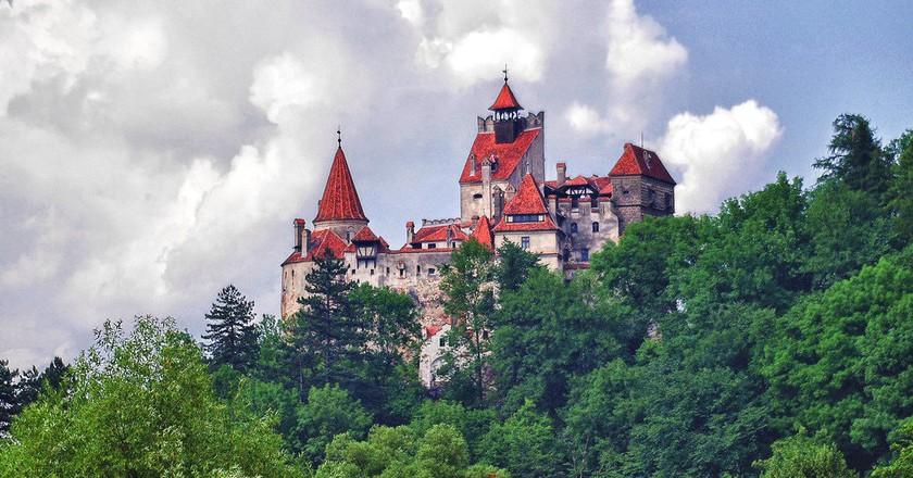 Castelul Bran, Brasov, Romania | © Wikicommons