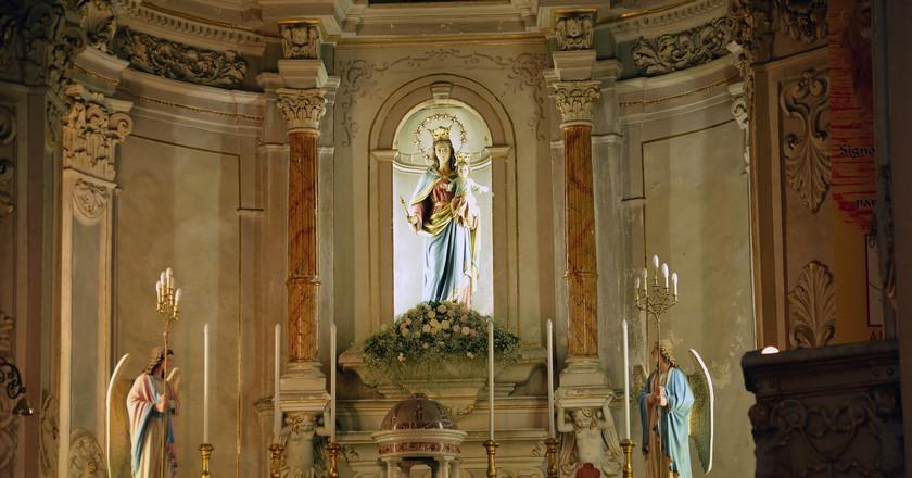 Chiesa di of San Giuseppe Taormina©Harvey Barrison:Flickr