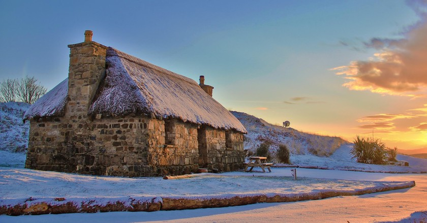 Mary's Cottages on the Isle of Skype © Strutt & Parker