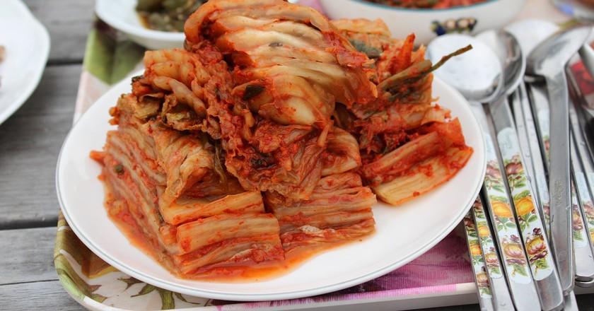 Kimchi   CC0 Pixabay