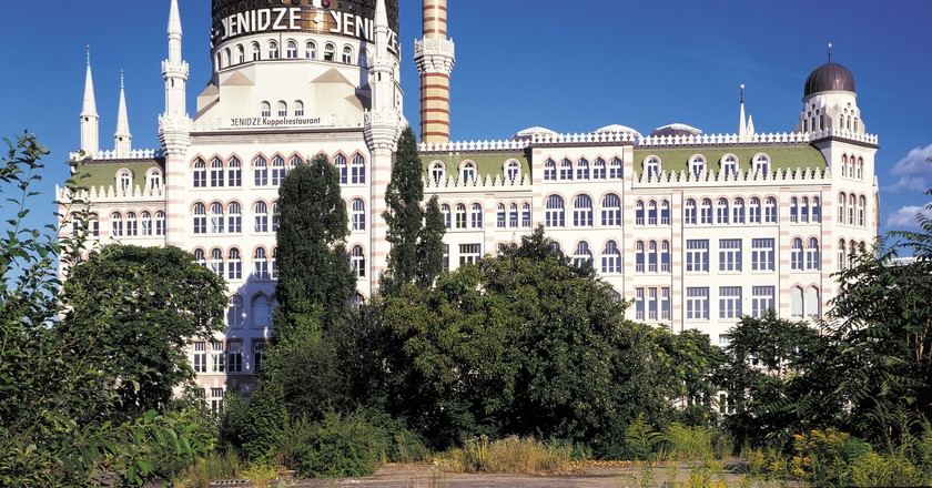 Dresden | Yenidze © Sylvio Dittrich/dresden.de