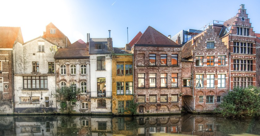 Ghent | © Skitterphoto / Pixabay