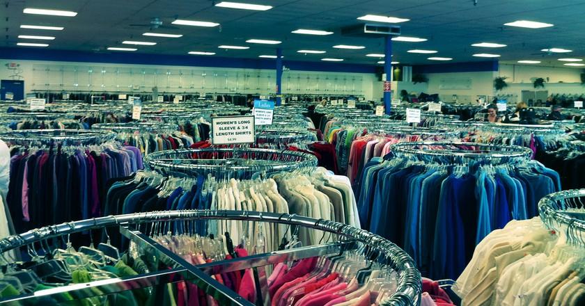 Goodwill store   © Brad.K/Flickr