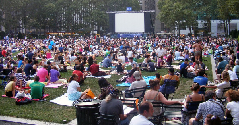HBO Bryant Park Summer Film Festival | © André Natta / Flickr