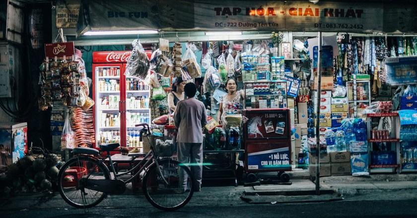 Saigon by night │© Hiep Nguyen/Unsplash