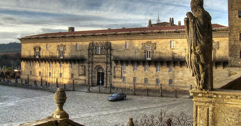 Hostal dos Reis Católicos, Santiago de Compostela | ©Angel Torres/Flickr