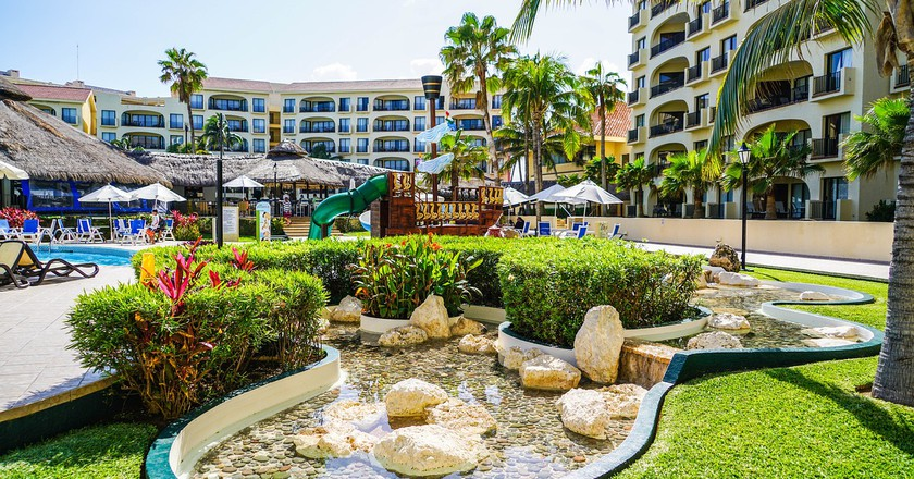 Hotel in Cancun | © Mariamichelle/Pixabay